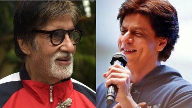 अमिताभ बच्चन-शाहरुख खान खोज रहे हैं नया काम, ट्विटर पर कही ये बड़ी बात