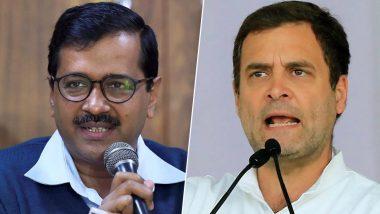 दिल्ली विधानसभा चुनाव 2020: अरविंदकेजरीवाल को कांग्रेस ने दीशाहीन बाग जाने की चुनौती, 'AAP' को बताया बीजेपी की 'बी टीम'