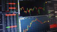 शेयर बाजार में गिरावट का सिलसिला जारी, सेंसेक्स 370 और निफ्टी 100 अंकों गिरा निचे
