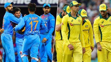 India vs Australia ODI Series 2019: भारत-पाकिस्तान सीमा पर बने तनाव का असर, आखिरी दो वनडे मैच यहां खेले जा सकते हैं