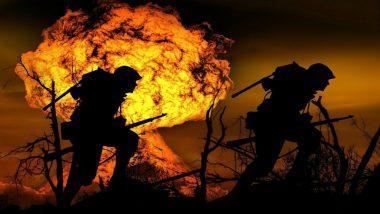 इजराइल: लड़ाकू विमानों ने गाजा के सैन्य प्रतिष्ठानों पर किया हमला, इस हादसे के बाद भड़क सकती है हिंसा