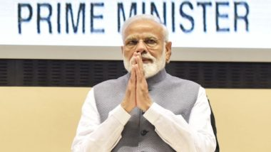सोशल मीडिया पर छाए प्रधानमंत्री नरेंद्र मोदी, आधिकारिक पेज पर 1.37 करोड़ लाइक्स