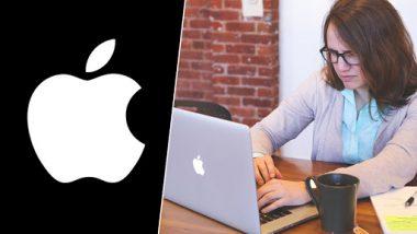 अमेरिका: एप्पल ने यूएस गैर-सरकारी संगठन से किया समझौता, 90 हजार लड़कियों को कोडिंग में करेगा सशक्त
