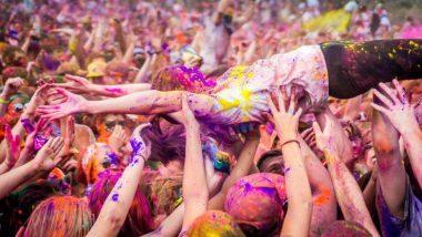 HAPPY HOLI 2020: मुगलकाल में होली को 'आब-ए-पाशी' कहते थे, जानें होली से जुड़े रोचक और प्रेरक प्रसंग!