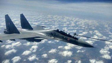 भारतीय वायुसेना का लड़ाकू विमान सुखोई Su-30 असम में दुर्घटनाग्रस्त,दोनों पायलट सुरक्षित