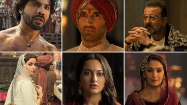 फिल्म 'कलंक' के टीजर ने इंटरनेट पर मचाया धमाल, 24 घंटों में 2.6 करोड़ व्यूज