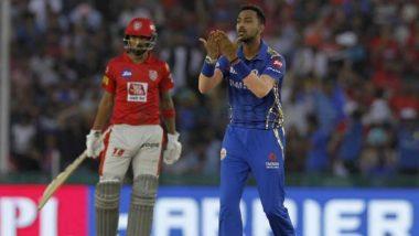 आईपीएल 2019: मैच हारने के बाद भी क्रुणाल पांड्या बने हीरो, मयंक अग्रवाल को दी 'मांकड़िंग' की चेतावनी; वीडियो वायरल
