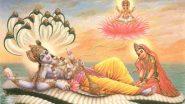 Dev Uthni Ekadashi 2020: देवउठनी एकादशी का पावन पर्व आज, इस अवसर पर भगवान विष्णु को इस मंत्र से जगाएं