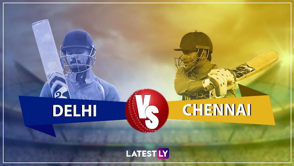 आईपीएल 2019: चेन्नई सुपर किंग्स ने दिल्ली कैपिटल्स को उसके घर में 6 विकेट से रौंदा