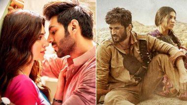 'लुका छुपी' और 'सोनचिड़िया' के बीच टक्कर, दूसरे दिन दोनों फिल्मों ने कमाए इतने करोड़