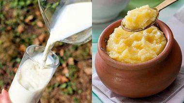 घी वाले दूध का रोजाना करें सेवन, इससे शारीरिक कमजोरी दूर होने के आलावा होते हैं ये बड़े फायदे