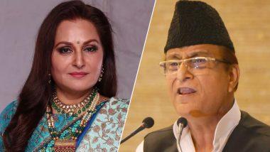 जया प्रदा ने SP सांसद आजम खान के निर्वाचन को अदालत में दी चुनौती, नोटिस जारी