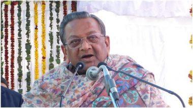 लोकसभा चुनाव 2019: बीजेपी को बड़ा झटका, प्रयागराज से सांसद श्यामाचरण गुप्ता समाजवादी पार्टी में हुए शामिल, बांदा से लड़ेंगे चुनाव
