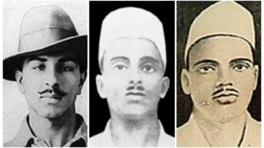 आज ही के दिन दी गई थी भगत सिंह, सुखदेव और राजगुरु को फांसी, पीएम मोदी ने शहीदों को किया याद