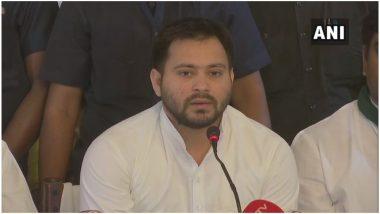 लोकसभा चुनाव 2019: बिहार महागठबंधन की सीटों का ऐलान, तेजस्वी यादव ने कहा- पाटलिपुत्र से मीसा भारती तो मधेपुरा से शरद यादव लड़ेंगे चुनाव