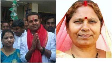 नवादा लोकसभा सीट 2019 के चुनाव परिणाम: बिहार के इस क्षेत्र से चंदन कुमार चल रहे आगे, विभा देवी से है टक्कर