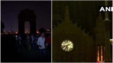 Earth Hour 2019: अर्थ आवर की पहल में शामिल हुए दिल्ली और मुंबई, इंडिया गेट और CSMT स्टेशन के लाइट्स किए गए बंद