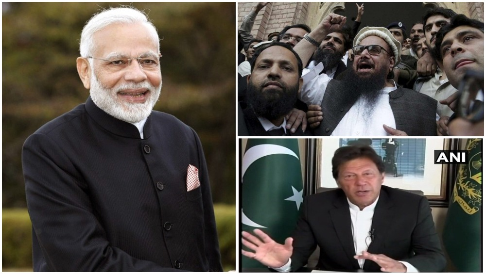 पीएम मोदी का असर: UN ने पाकिस्तान को दिया बड़ा झटका, हाफिज सईद की अपील को किया खारिज