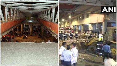 मुंबई: CSMT स्टेशन के पास फुट ओवरब्रिज गिरा, 6 लोगों की मौत, 36 घायल, CM देवेंद्र फडणवीस ने दिए जांच के आदेश