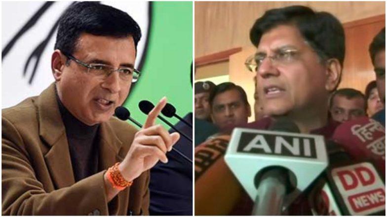 मुंबई CSMT पुल हादसा: कांग्रेस ने रेल मंत्री पीयूष गोयल की बर्खास्तगी की मांग की