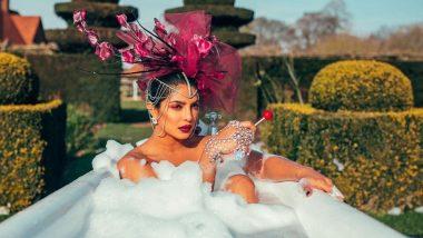 बाथटब में नहाती नजर आई प्रियंका चोपड़ा, तस्वीर देखकर उड़ जाएगी नींद