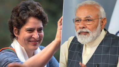 लोकसभा चुनाव 2019: प्रियंका गांधी पीएम मोदी को वाराणसी में देगी टक्कर? कांग्रेस नेता राजीव शुक्ला ने दिया ये बयान