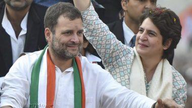 Lok Sabha Election 2019: पीएम मोदी के गढ़ से कांग्रेस करेगी चुनाव प्रचार का शंखनाद, प्रियंका गांधी करेंगी जनसभा को संबोधित