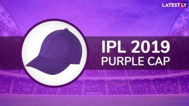 IPL 2019 Purple Cap: जानें इस साल के सर्वाधिक विकेट लेने वाले गेंदबाजों की पूरी लिस्ट