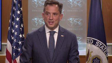 ट्रंप प्रशासन ने पाक और अमेरिका ने बीच विश्वास और भरोसे को लेकर कहा- पाकिस्तान को परिणाम देने की जरूरत है