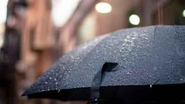 दिल्ली : हल्की बारिश से लोगों को भीषण गर्मी से मिली राहत, 28.2 डिग्री सेल्सियस तापमान दर्ज