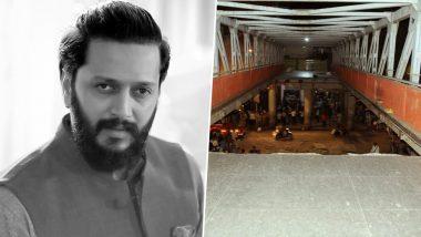 मुंबई CSMT पुल हादसा: भावुक हुए रितेश देशमुख ने कहा- 'ये टाला जा सकता था', इन सेलेब्स ने भी जताया शोक