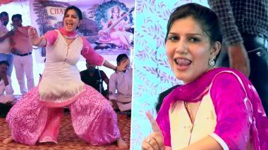 सपना चौधरी ने इस गाने पर ठुमके लगाकर भोजपुरी अभिनेत्रियों को दी टक्कर, देखें Viral Video