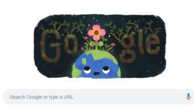 Spring Equinox 2019: खास Doodle बनाकर Google मना रहा है वसंत के आगमन का जश्न