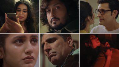 SRIDEVI BUNGALOW Official Teaser 2: प्रिया प्रकाश वारियर के रोमांटिक अंदाज से भरा है फिल्म का टीजर