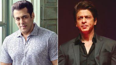 सलमान खान की इस फिल्म में अहम किरदार निभाएंगे शाहरुख खान?