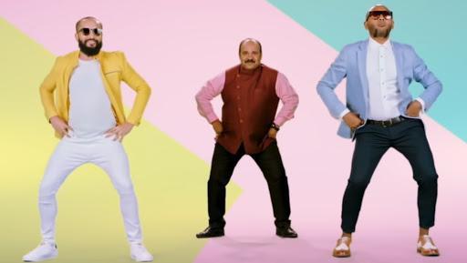 'Dancing Uncle' ने फिर जीता लोगों का दिल, 'चाचा' बनकर किया जबरदस्त डांस, देखें वीडियो