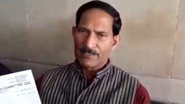 IAF एयर स्ट्राइक का सबूत मांगने पर कांग्रेस को बड़ा झटका, इस वरिष्ठ नेता ने दिया इस्तीफा, कहा- जनता पाकिस्तानी एजेंट समझने लगी है