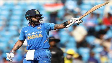 IND vs WI, CWC 2019: भारत ने वेस्टइंडीज को दिया 269 रनों का लक्ष्य