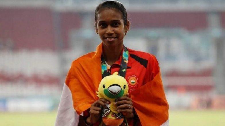 एशियाई एथलेटिक्स: 1500 मी. में पीयू चित्रा ने जीता स्वर्ण, अजय कुमार सरोज को मिला रजत पदक