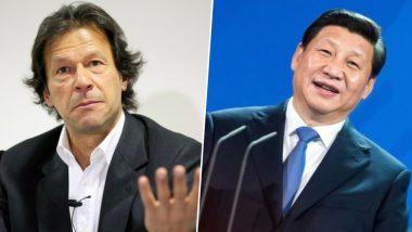 चीन में भी हुई इमरान खान की बेज्जती,  वेलकम करने पहुंची डिप्टी मेयर, भड़के पाकिस्तानी