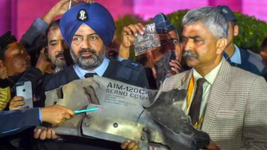 अमेरिका भारत से साझा नहीं करेगा मार गिराए गए पाकिस्तानी एफ-16 की जानकारी