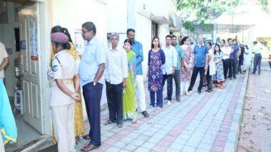 लोकसभा चुनाव 2019: चौथे चरण में महाराष्ट्र में सुबह 11 बजे तक 18.39 प्रतिशत मतदान दर्ज