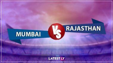 MI vs RR 20th IPL Match 2020: मंगलवार को मुंबई इंडियंस का सामना राजस्थान रॉयल्स के साथ