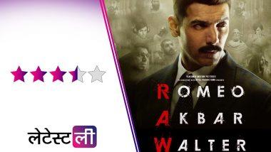 Romeo Akbar Walter (RAW) Movie Review: देशभक्ति से भरी है जॉन अब्राहम की यह फिल्म, सिकंदर खेर और जैकी श्रॉफ का दमदार अभिनय