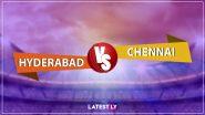 CSK vs SRH 14th IPL Match 2020: शुक्रवार को एक अहम मुकाबले में चेन्नई सुपर किंग्स का सामना सनराइजर्स हैदराबाद के साथ