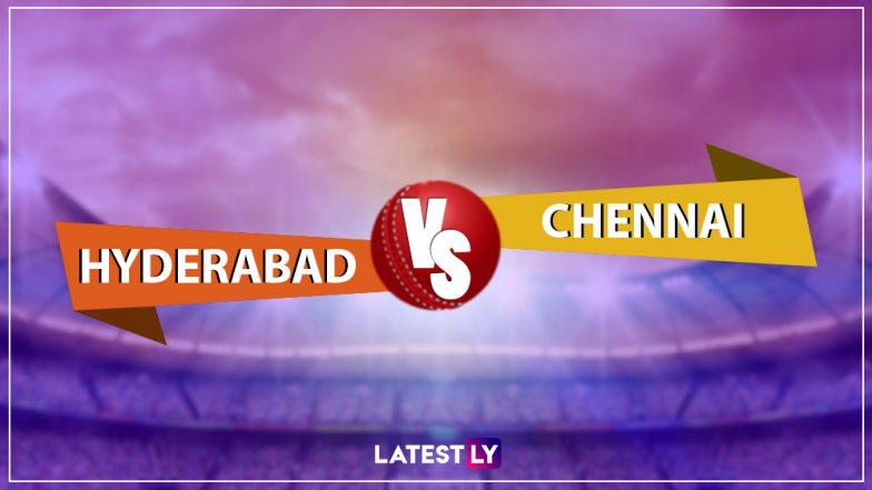 IPL 2019 : आज सनराइजर्स हैदराबाद और चेन्नई सुपर किंग्स के बीच होगी भिडंत
