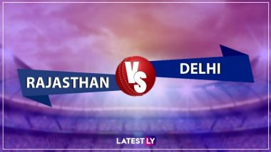 RR vs DC 23th IPL Match 2020: शारजाह में फिर होगी रनों की बारिश, शुक्रवार को राजस्थान रॉयल्स का मुकाबला दिल्ली कैपिटल्स के साथ