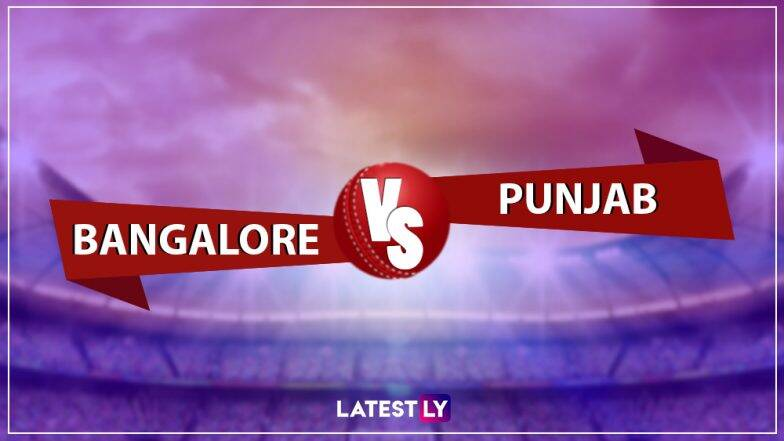 IPL 2019: एबी डी विलियर्स ने की छक्के चौकों की बरसात, बेंगलोर ने पंजाब को दिया 203 रन का लक्ष्य