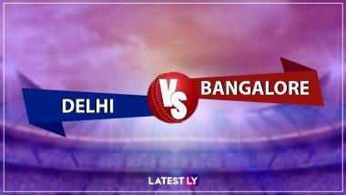IPL 2019 : आज एम. चिन्नास्वामी स्टेडियम में दिल्ली कैपिटल्स और रॉयल चैलेंजर्स बैंगलोर के बीच होगा मुकाबला