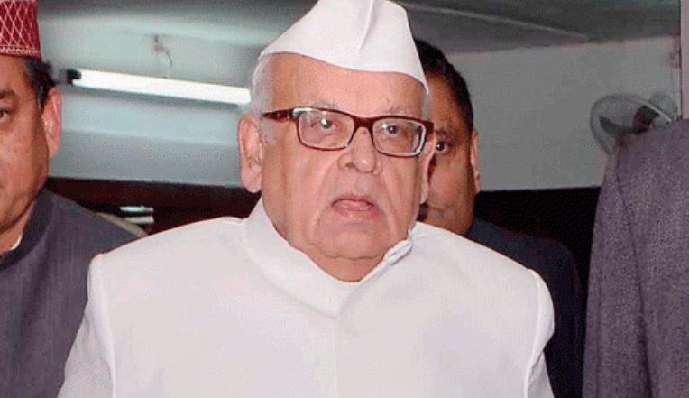 पुलवामा आतंकी हमले पर पूर्व  राज्यपाल अजीज कुरैशी का विवादित बयान, बताया पीएम मोदी की साजिश